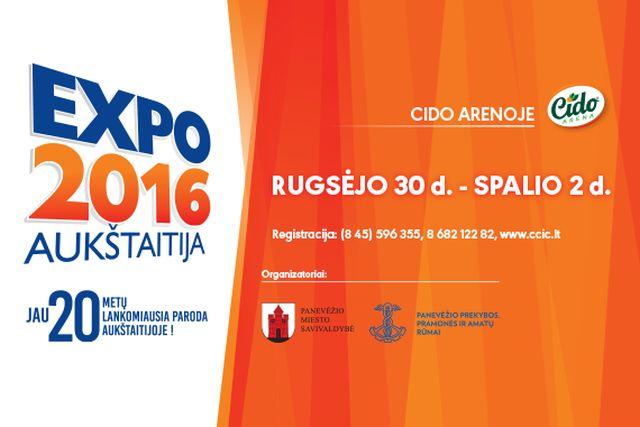 Expo Aukštaitija 2016