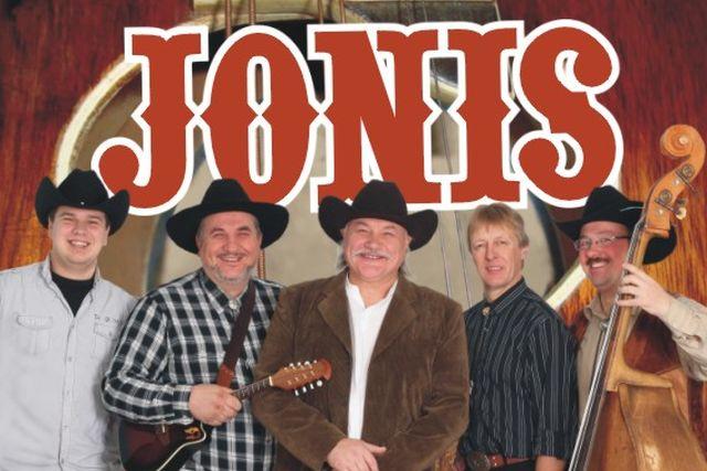 """Grupės """"JONIS"""" gyvo garso koncertas"""