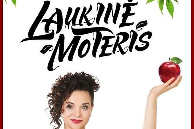 DOMINO teatras | komedija LAUKINĖ MOTERIS