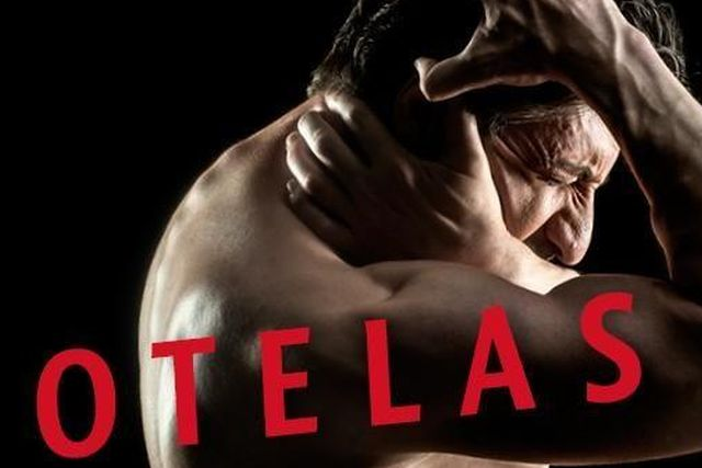 """Šokio spektaklis """"Otelas"""", rež. – choreogr. A. Cholina"""