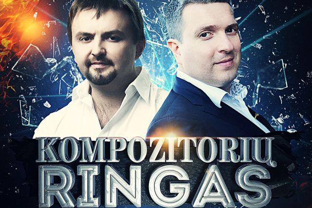 """""""Kompozitorių ringas"""" Zvonkus prieš Stano!"""