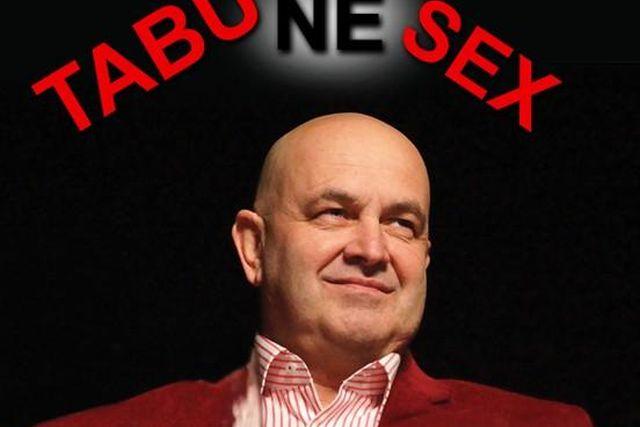 "INTERAKTYVUS JUODOJO HUMORO ŠOU ""SEX TABU BE/NE TABU"""