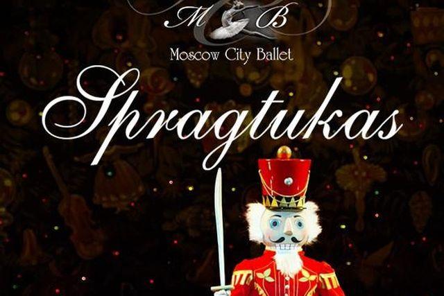 Moscow City Ballet – Spragtukas