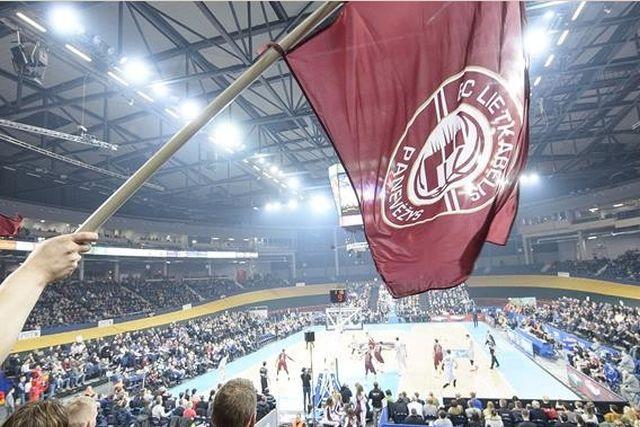 """FIBA Čempionų lygos rungtynės: Panevėžio """"Lietkabelis"""" – Jeruzalės """"Hapoel"""""""