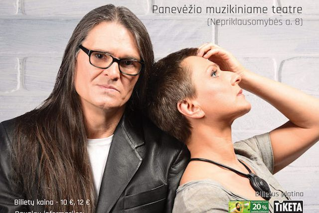 """Olegas Ditkovskis ir Neda. """"Atšventink meile mano namus"""""""