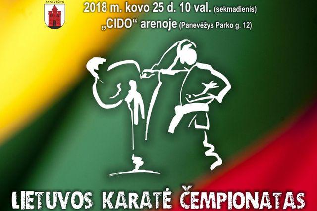 Lietuvos karatė čempionatas