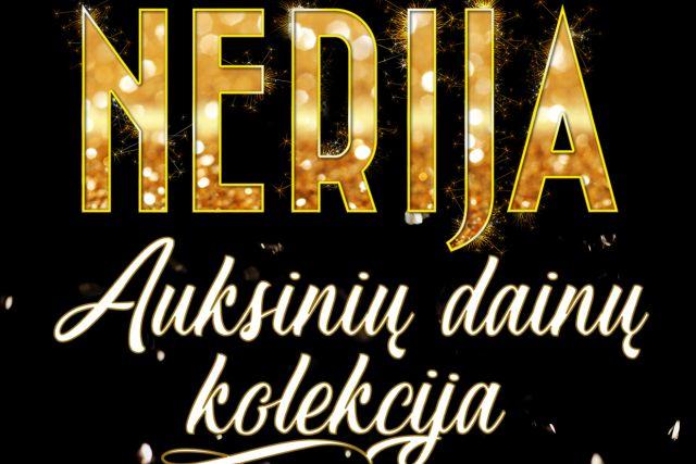 """Ansamblio """"Nerija"""" koncertinė programa """"Auksinių dainų kolekcija"""
