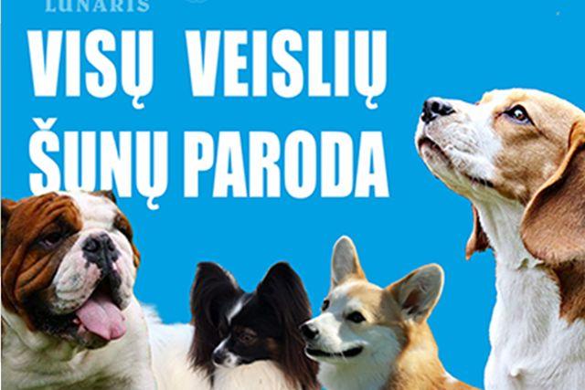 Visų veislių šunų paroda