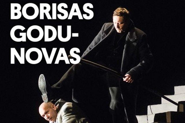 "A. Puškino ""Borisas Godunovas"", rež. O. Koršunovas"