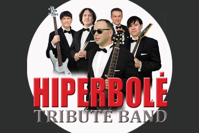 HIPERBOLĖ TRIBUTE BAND