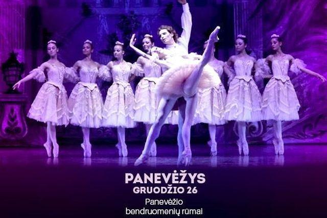 Moscow City Ballet – Miegančioji gražuolė