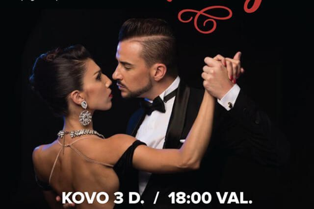 Una noche de Tango