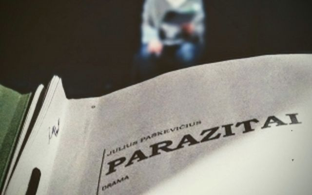 """Premjera. PARAZITAI N-16"""